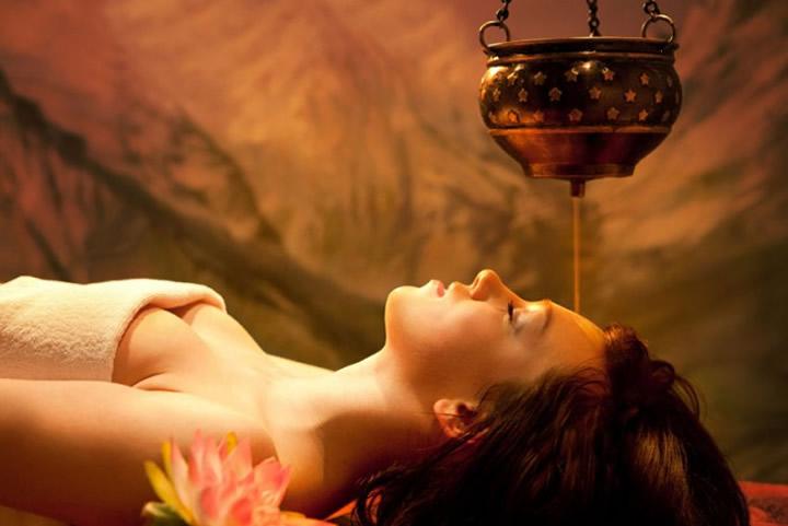 Massaggio shirodara Centro Estetico Bellessere Roma Via Monte Cervialto